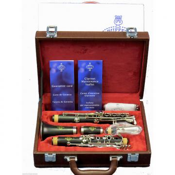 Custom Buffet Crampon BC2501N50 E-11 Wood Bb Clarinet-Nickel Keys
