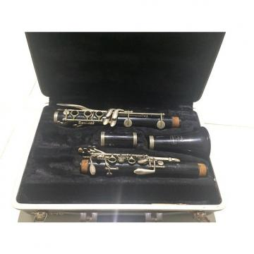 Custom Selmer Bundy resonite clarinet