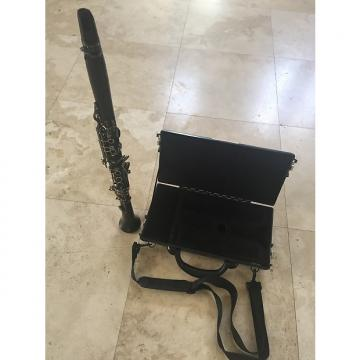 Custom Leblanc Bliss Backun Student Clarinet 2012 Black Nickel