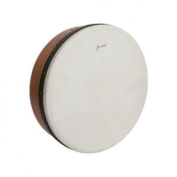"Custom Roosebeck 18 x 5"" Pro Bodhrán Tunable Red Cedar Single Bar"
