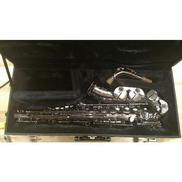 Custom Cannonball 98 Knight Alto Sax 2000's Black Nickel
