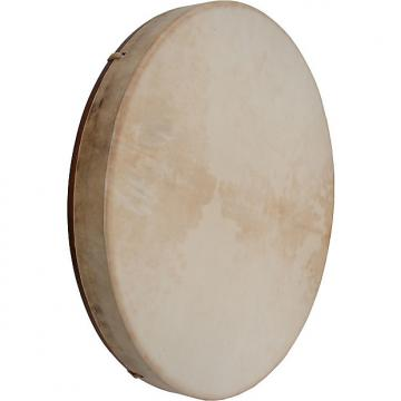 "Custom DOBANI 18 x 2"" Frame Drum Pretuned Goatskin Head Red Cedar Beater"