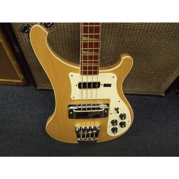 Custom Rickenbacker 4003 Electric Bass 2000 Maple Glo USA