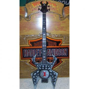 Custom BC Rich Widow 1999 USA Bass