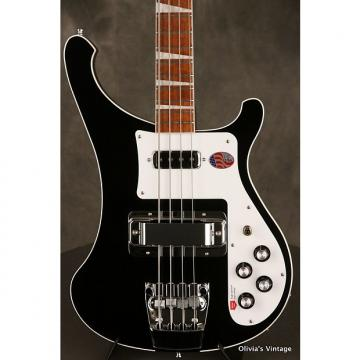 Custom Rickenbacker 4003 Bass unplayed 2016 Jetglo