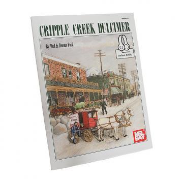 Custom Mel Bay's Cripple Creek Dulcimer Book and Online Audio MB93445M
