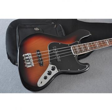 Custom Fender Classic Series '70s Jazz Bass Sunburst - Includes Gigbag
