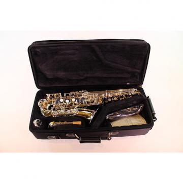 Custom Yamaha YAS-62IIIS Professional Alto SAxophone in SILVER PLATE! MINT