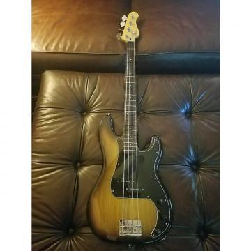 Custom Pavel P/J Bass  2014 Sunburst
