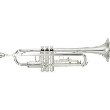 Custom Yamaha YTR2330S Student Trumpet Silver (YTR-2330S)