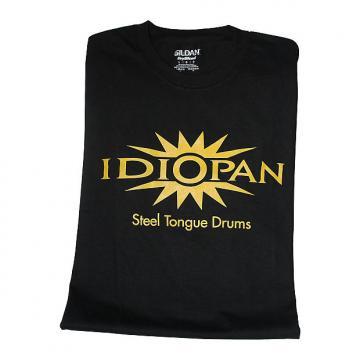 Custom Idiopan Logo T Shirt Gildan DryBlend XL