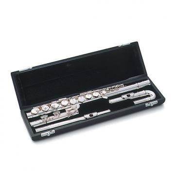Custom Pearl Student Flute P505EUS  with Curved Head Joint Package (P-505EUS)