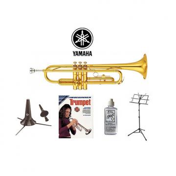 Custom Yamaha YTR2330 Trumpet Quality Start-up Package (YTR-2330)!