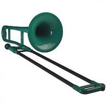 Custom pBone Trombone Green (PBONE1G)