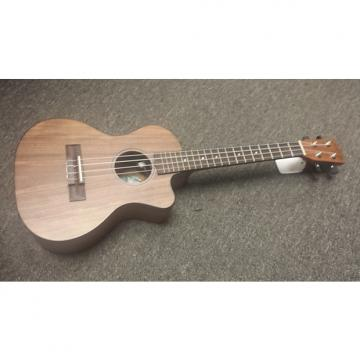 Custom Blueridge DU-350TCE Diamond Head Tenor Acoustic-Electric Ukulele Natural - BRAND NEW