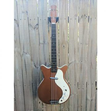 Custom 1960 Danelectro Shorthorn Bass 3412 Copper Bronze