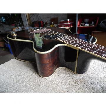 Custom Ibanez acoustic Jazz bass pup