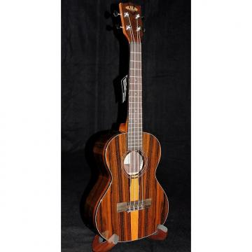 Custom Kala KA-ZCT-T Ziricote with Sapwood Accent Tenor Ukulele