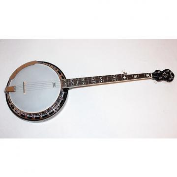 Custom Fender FB-55 5-string Resonator Banjo w/ Case