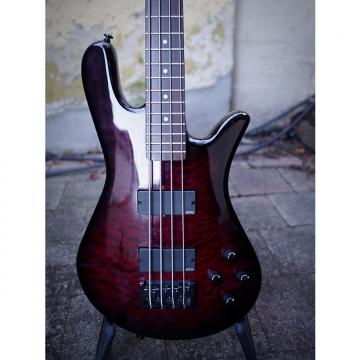 Custom Spector Legend IV 2014 Black Cherry Gloss with EMG upgrade