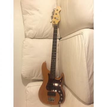 Custom Fender American Precision Deluxe 2007 Natural Amber