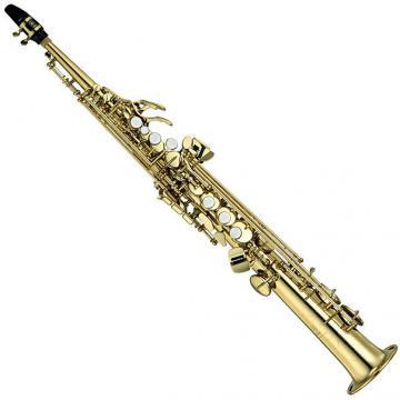 Custom Yamaha YSS475II Intermediate Soprano Sax  (YSS-475II)