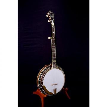 Custom Stelling Master's Cross Banjo
