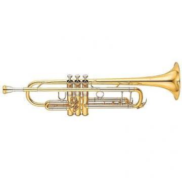 Custom Yamaha YTR8335II Xeno Professional Yellow Brass Bell Trumpet (YTR-8335II)