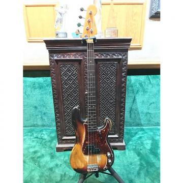 Custom Fender Precision Bass 1964 3 Tone Sunburst