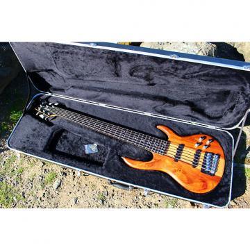 Custom Carvin 6 String Bass 1993 w/ Adjustable String Spacing Bridge