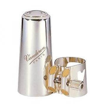 Custom Vandoren Optimum Alto Ligature with Cap
