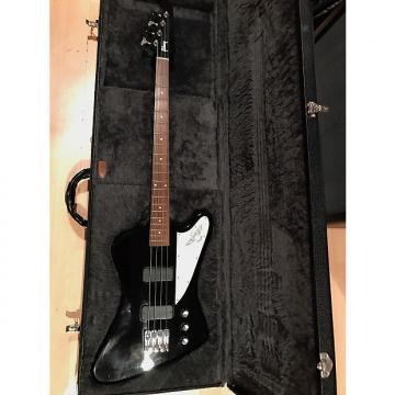 Custom Gibson - Thunderbird Studio (Black)