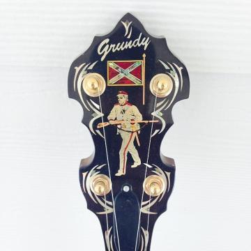 "Custom Grundy ""Flintriver"" Custom American Civil War Series"