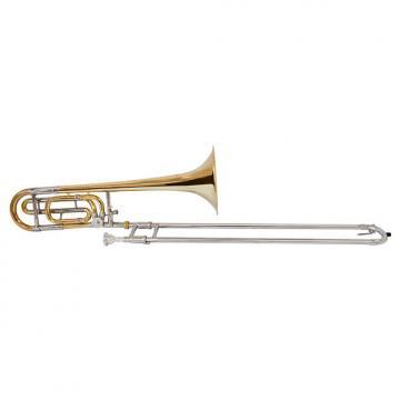 "Custom Bach ""Prelude"" Student Tenor Trombone F/BFLAT (TB710F)"