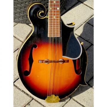 Custom Gibson F-12 Mandolin 1957 2 Tone Burst