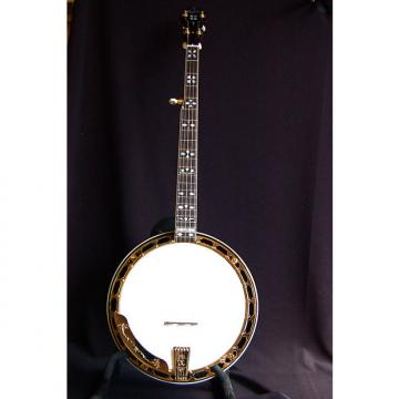Custom Hopkins Maple Deluxe Banjo - Stunning Figured Maple!