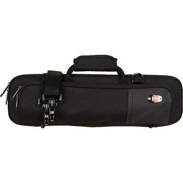 Custom SLIMLINE FLUTE PRO PAC CASE Black (PB308)