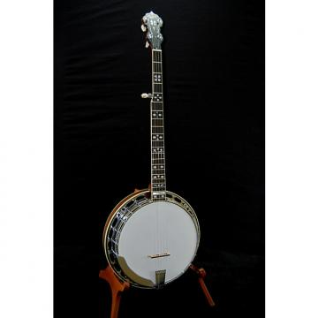 Custom Hopkins Walnut Standard Banjo - New!
