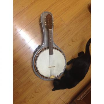 Custom Orpheum Orpheum New York Mandolin-Banjo w/ Soft Case pre 1950's?