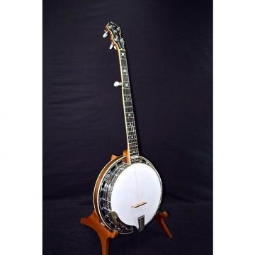 Custom Hopkins Renaissance Banjo W/Extras - Used - Clean!