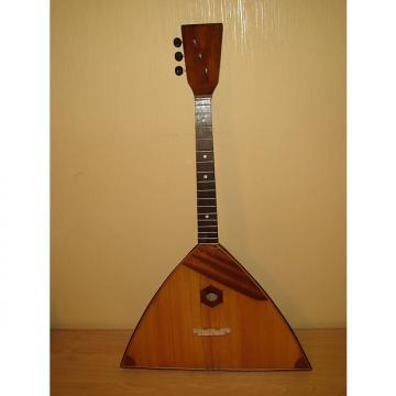 Custom Balalayka USSR Soviet Folk Instrument Vintage