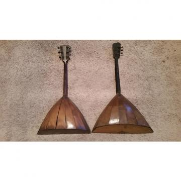Custom Two Balalaika instruments vintage