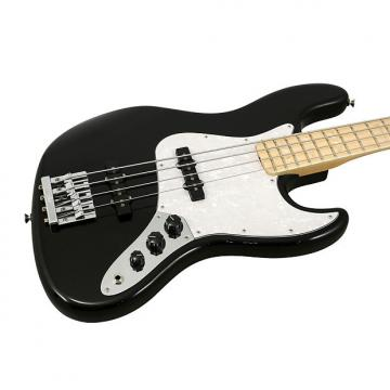Custom Fender USA Geddy Lee Jazz Bass Black