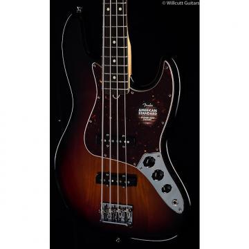 Custom Fender American Standard Jazz Bass® 3-Tone Sunburst, Rosewood (635)