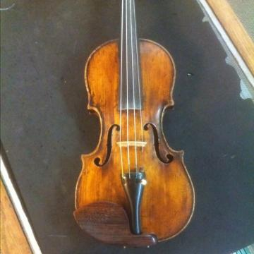 Custom Tyrolean Violin 18th Century Albani