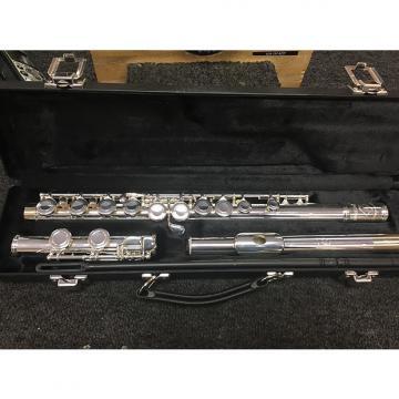 Custom Gemeinhardt Artisan AFL-200 Student Flute Silver