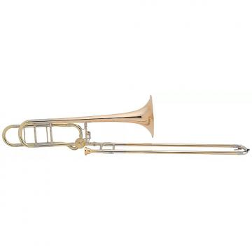 Custom CG Conn 'Symphony' Professional Model 88HCL Tenor Trombone USED LIKE-NEW