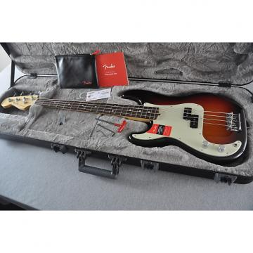 Custom Fender American Professional Precision Bass - Left Hand
