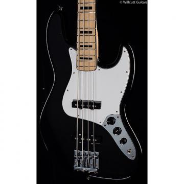 Custom Fender Geddy Lee Jazz Bass® Black (908)