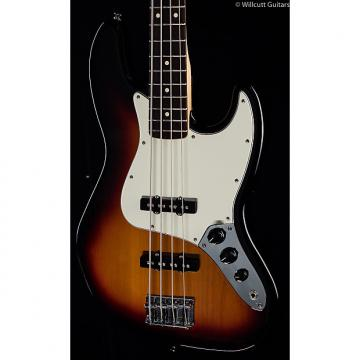 Custom Fender Standard Jazz Bass® Brown Sunburst, Rosewood (197)